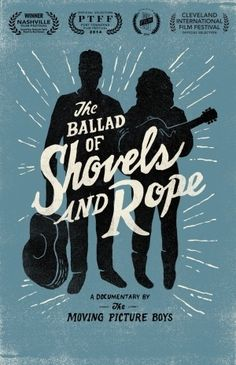 The Ballad of Shovels and Rope (2014) Poster #358399 was reproduced on Premium Heavy Stock Paper which captures all of the vivid colors and details of the original. The overall paper size is 8.00 x 10.00 inches and the image size is 8.00 x 10.00 inches. This print is ready for hanging or framing.  Brand New and Rolled and ready for display or framing.  Print Title: The Ballad of Shovels and Rope (2014) Poster #358399. Paper Size: 8.00 x 10.00 inches. Product Type: Photo Print. Top Movies, Great Movies, Movies To Watch, Moving Pictures, Independent Films, International Film Festival, Official Trailer, Documentary Film, Shovel