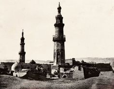 The set of prints - including this picture of the Upper Egypt Mosque of Ali Bey…