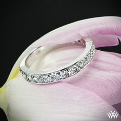 Magnolia Diamond Wedding Ring
