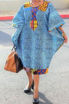 Freestyle robe imprimé africain Ankara impression robe