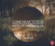 REDE MISSIONÁRIA: COME NEAR TO GOD