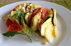 Ratatouille Ratatouille, Zucchini, Vegetables, Food, Meal, Essen, Vegetable Recipes, Hoods, Meals