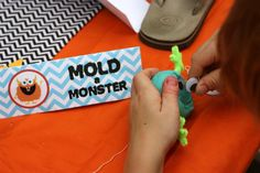 We had a monster themed 1st birthday party for our little monster Tripp. Full of bright colors, fun printables, and lots of arts and crafts for the kiddos.