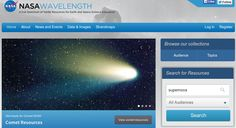 Supernove / NASA Wavelength digital library