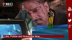 Prabhas Stepping Towards Perfection I sahoo movie I movie raja  I 3d animation video I rectv india