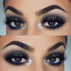 Omg I wanna do this eye look so bad