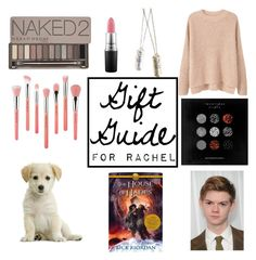 """""""Best Friend❤️"""" by fallensunangel ❤ liked on Polyvore featuring Urban Decay, MAC Cosmetics, Baker & Taylor, Bdellium Tools, MANGO and Paul Brodie"""