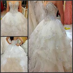 437.46$  Watch now - http://viefd.justgood.pw/vig/item.php?t=t0xyxpb40587 - Layered Princess Gown 437.46$