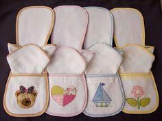 Protetor de ombro para usar com bebês