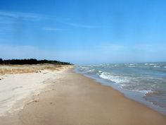 Kohler Andrae State Park in Sheboygan, WI. one of my favorite camping trips. other than the sun burn. Vacation Wishes, Vacation Destinations, State Parks, Sun Burn, Sheboygan Wisconsin, Great Lakes, Lake Michigan, Lake View, Summer Travel