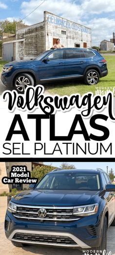Read to learn more about the 2021 Volkswagen Atlas SEL Platinum. This model features new safety features and sleek design. #ad #DriveYourBestLife #VWAtlas #DrivewithAtlas @VW @AGirlsGuide2Cars Car Ratings, Truck Pulls, Crossover Suv, Engine Start, S Car, Girl Guides, Driving Test, New Look, Life Is Good