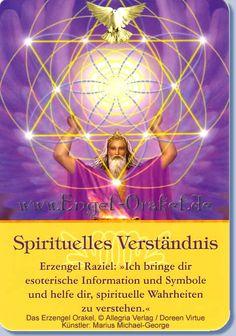 Spirituelles Verständnis - Ich bringe dir esoterische Informationen und Symbole und helfe die, spirituelle Wahrheiten zu verstehen