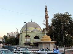 Haydar Sergeant Mosque / Bandırma-Balıkesir Mosques, Istanbul, Taj Mahal, Building, Travel, Viajes, Buildings, Destinations, Traveling