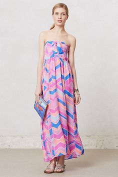 love this breezy maxi