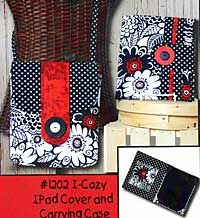 **** I-Cozy IPad Cover and Carrying Case Pattern ****