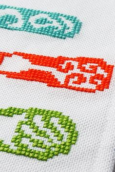 Cross Stitch: Fine Dining