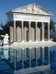 All sizes | Neptune Pool - Hearst Castle, San Simeon, California USA | Flickr - Photo Sharing!