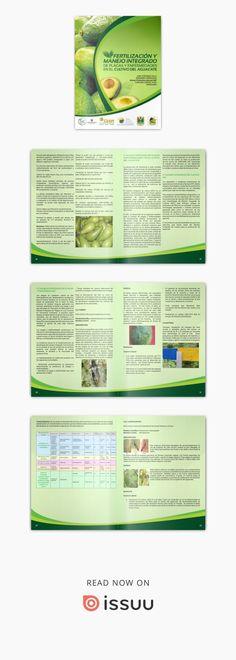 Fertilización y manejo integrado de plagas y enfermedades en el cultivo del aguacate