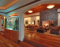 Image result for floor aquarium