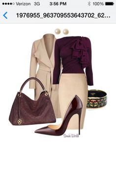 beautiful and classy! #cynthiawhiteandassociates #personalbrand #workattire