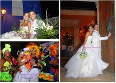 Is always fun to enjoy the hora loca!  #cartagena #mibodaencartagena