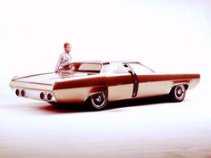 196x Chrysler Concept Car