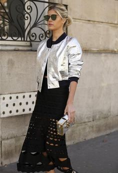 f1ab512ce6e Paris Fashion Week – Looks Lala Rudge – Dia 5