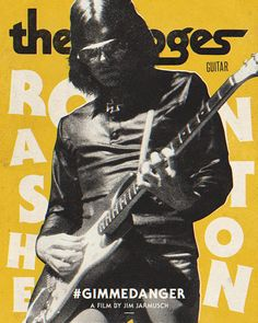Iggy And The Stooges 'Gimme Danger' - Ron Asheton