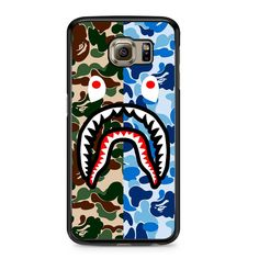 Bape Shark Samsung Galaxy S6 Case