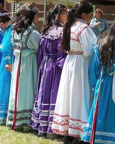 Choctaw Dancers