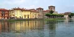 Brivio - Adda River - Italy