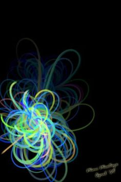 Neon Licorice, 2009 from PWC Series 2