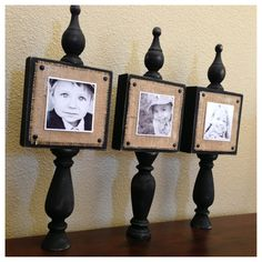 Pedistal Photo Calendar Display created by Sarah Ownes for #CraftWarehouse