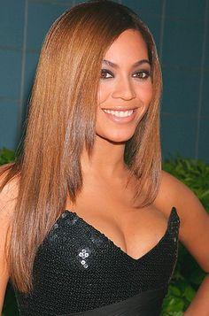 Beyonce - Straight Hair