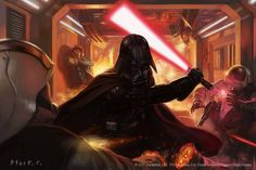Darth Vader the Dark Lord of the Sith Anakin Skywalker, Chewbacca, Darth Vader, Star Wars Zeichnungen, Jedi Sith, Sith Lord, Vader Star Wars, Star Trek, Star Wars Images
