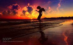 angel .... by AliAk1. Please Like http://fb.me/go4photos and Follow @go4fotos Thank You. :-)