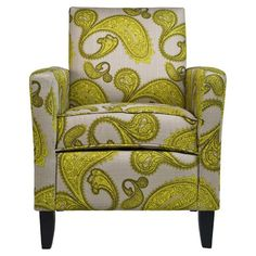 I pinned this angelo:HOME Sutton Chair in Lemongrass from the Design Report event at Joss & Main!