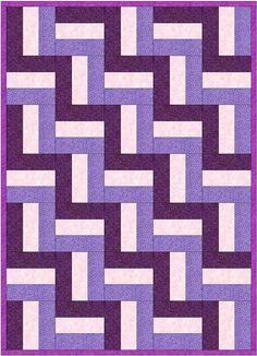 5 ways to use rail fence blocks Baby Boy Quilt Patterns, Strip Quilt Patterns, Jelly Roll Quilt Patterns, Beginner Quilt Patterns, Strip Quilts, Boy Quilts, Quilt Blocks, Quilting Patterns, Patchwork Patterns