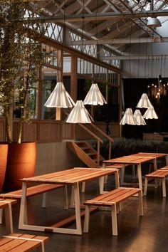 Restaurantes & Bares - ETIQUETAR - Delta Light