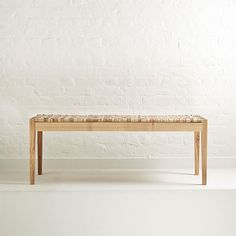 Sebastian Cox Swill bench