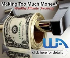 The best training available to help you learn how to develop an affiliate marketing business. http://www.wealthyaffiliate.com?a_aid=4829fadc