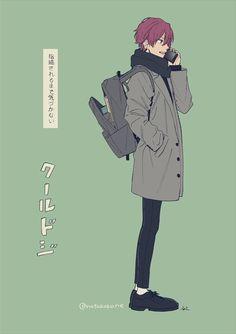 All solid colors no shading or blending Manga Drawing, Manga Art, Anime Art, Boy Illustration, Character Illustration, Estilo Anime, Anime Sketch, Cute Anime Guys, Boy Art