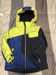 Toddler Boys Snow Bib And Jacket Baby & Toddler Clothing, Toddler Boys, Nike Jacket, Rain Jacket, Windbreaker, Casual Outfits, Snow, Link, Jackets