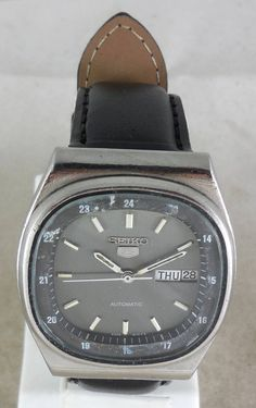 Your place to buy and sell all things handmade Seiko 5 Automatic, Seiko Watches, Omega Watch, Free Gifts, The Incredibles, Japan, The Originals, Trending Outfits, Unique Jewelry