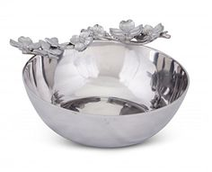 Dogwood and Butterfly Round Serving Bowl Polished Aluminu... https://www.amazon.com/dp/B01H4A5TYU/ref=cm_sw_r_pi_dp_uNhDxb3WE77BP