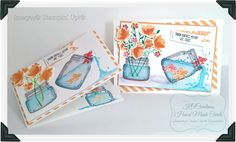 KOCreations Stampin' Up! Blog: 'Jar of Love' - Throw Kindness Around Like .... FISHES!?!