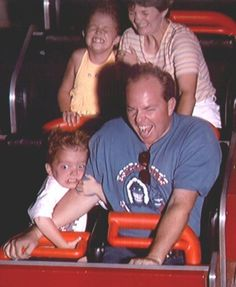 Hilarious Roller Coaster Photos - mom.me