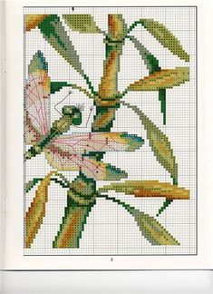 Page 6 of 9 Needlepoint Patterns, Counted Cross Stitch Patterns, Cross Stitch Charts, Cross Stitch Designs, Cross Stitch Embroidery, Crochet Patterns, Dragonfly Cross Stitch, Cross Stitch Flowers, Cross Paintings