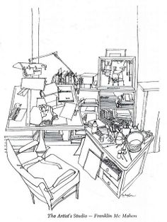 McMahon04 by leifpeng, via Flickr  I really admire this drawing style