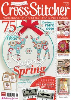 Cross Stitcher Magazine - June 2012 253 - CrossStitcher